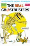 Cover for The Real Ghostbusters (Atlantic Förlags AB, 1988 series) #9/1989