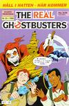 Cover for The Real Ghostbusters (Atlantic Förlags AB, 1988 series) #10/1989