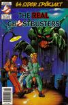 Cover for The Real Ghostbusters (Atlantic Förlags AB, 1988 series) #6/1990