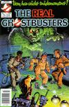 Cover for The Real Ghostbusters (Atlantic Förlags AB, 1988 series) #7/1990
