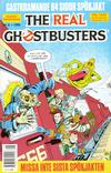 Cover for The Real Ghostbusters (Atlantic Förlags AB, 1988 series) #8/1990