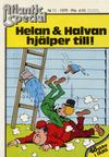 Cover for Atlantic special (Atlantic Förlags AB, 1978 series) #11