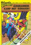 Cover for Atlantic special (Atlantic Förlags AB, 1981 series) #1/1981