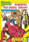 Cover for Atlantic special (Atlantic Förlags AB, 1981 series) #5/1981