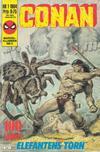 Cover for Conan (Semic, 1984 series) #1/1984