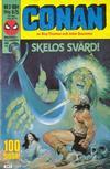 Cover for Conan (Semic, 1984 series) #3/1984