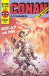 Cover for Conan (Semic, 1984 series) #4/1985