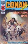 Cover for Conan (Semic, 1984 series) #6/1985
