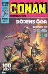 Cover for Conan (Semic, 1984 series) #7/1985