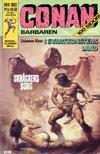 Cover for Conan (Semic, 1984 series) #9/1985