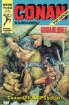 Cover for Conan (Semic, 1984 series) #10/1985