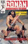 Cover for Conan (Semic, 1984 series) #11/1985