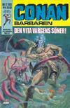 Cover for Conan (Semic, 1984 series) #12/1985