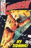 Cover for Daredevil (Semic, 1986 series) #1/1986
