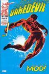 Cover for Daredevil (Semic, 1986 series) #11/1986