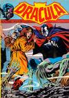 Cover for Dracula (Atlantic Förlags AB, 1982 series) #4/1982
