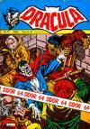 Cover for Dracula (Atlantic Förlags AB, 1982 series) #5/1982