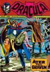 Cover for Dracula (Atlantic Förlags AB, 1982 series) #6/1982
