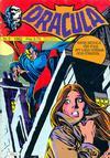 Cover for Dracula (Atlantic Förlags AB, 1982 series) #9/1982