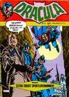 Cover for Dracula (Atlantic Förlags AB, 1982 series) #2/1983