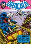 Cover for Dracula (Atlantic Förlags AB, 1982 series) #7/1983