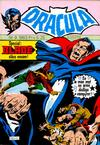 Cover for Dracula (Atlantic Förlags AB, 1982 series) #9/1983