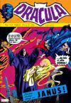 Cover for Dracula (Atlantic Förlags AB, 1982 series) #10/1983