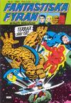 Cover for Fantastiska Fyran (Atlantic Förlags AB, 1980 series) #4/1981