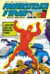 Cover for Fantastiska Fyran (Atlantic Förlags AB, 1980 series) #5/1981