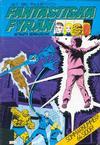 Cover for Fantastiska Fyran (Atlantic Förlags AB, 1980 series) #7/1981