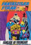 Cover for Fantastiska Fyran (Atlantic Förlags AB, 1980 series) #8/1981