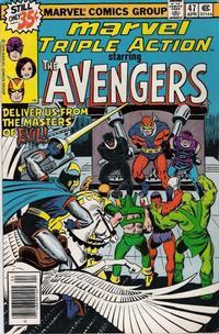 Cover Thumbnail for Marvel Triple Action (Marvel, 1972 series) #47 [Regular]