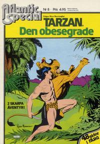 Cover Thumbnail for Atlantic special (Atlantic Förlags AB, 1978 series) #8