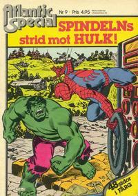 Cover Thumbnail for Atlantic special (Atlantic Förlags AB, 1978 series) #9