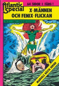 Cover Thumbnail for Atlantic special (Atlantic Förlags AB, 1981 series) #2/1981