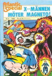 Cover Thumbnail for Atlantic special (Atlantic Förlags AB, 1981 series) #3/1982