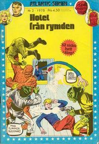 Cover Thumbnail for Atlanticserien (Atlantic Förlags AB, 1978 series) #2/1978