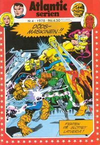 Cover Thumbnail for Atlanticserien (Atlantic Förlags AB, 1978 series) #4/1978
