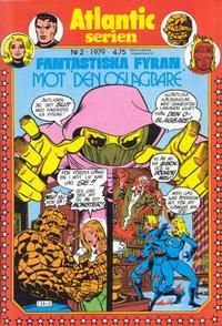 Cover Thumbnail for Atlanticserien (Atlantic Förlags AB, 1978 series) #2/1979