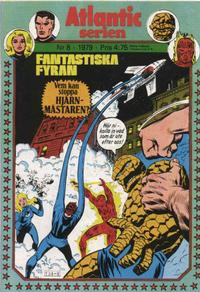 Cover Thumbnail for Atlanticserien (Atlantic Förlags AB, 1978 series) #8/1979