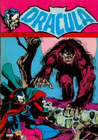 Cover Thumbnail for Dracula (Atlantic Förlags AB, 1982 series) #3/1982