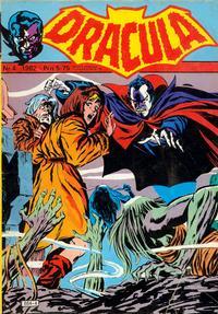 Cover Thumbnail for Dracula (Atlantic Förlags AB, 1982 series) #4/1982