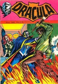 Cover Thumbnail for Dracula (Atlantic Förlags AB, 1982 series) #8/1982