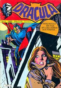 Cover Thumbnail for Dracula (Atlantic Förlags AB, 1982 series) #9/1982