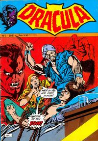 Cover Thumbnail for Dracula (Atlantic Förlags AB, 1982 series) #1/1983