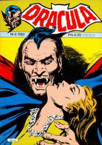 Cover Thumbnail for Dracula (Atlantic Förlags AB, 1982 series) #6/1983