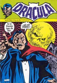 Cover Thumbnail for Dracula (Atlantic Förlags AB, 1982 series) #8/1983