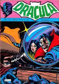 Cover Thumbnail for Dracula (Atlantic Förlags AB, 1982 series) #12/1983