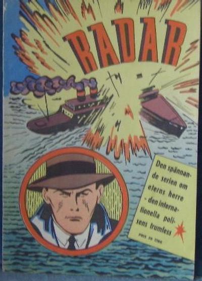 Cover for Radar (Allers, 1947 series) #[nn]