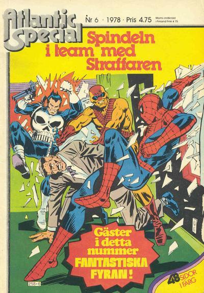 Cover for Atlantic special (Atlantic Förlags AB, 1978 series) #6/1978